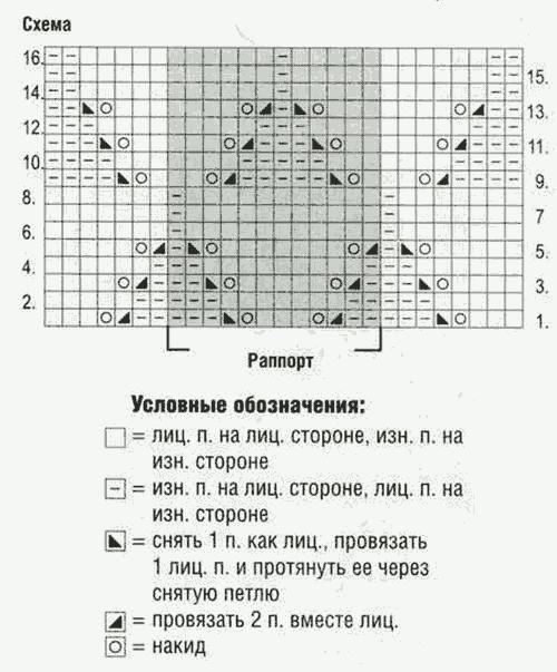 Prostoj-i-krasivyj-uzor-spitsami-Azhurnyj-shema (500x603, 36Kb)