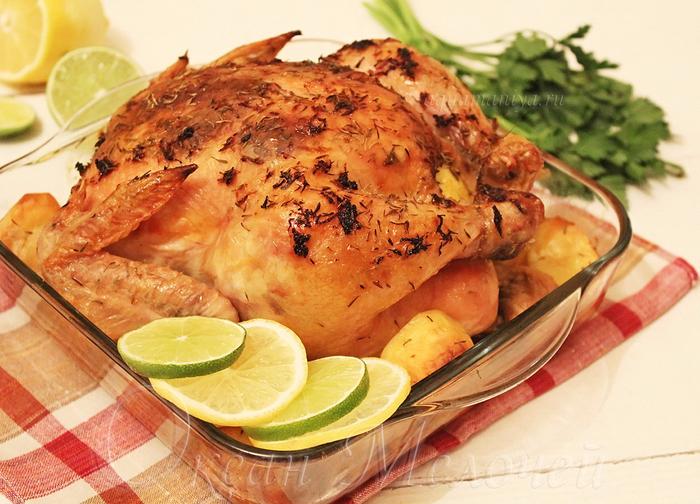 кулинарные рецепты курицей фото