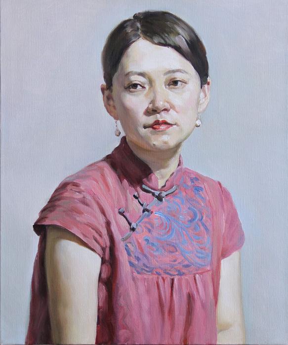 "е§ље®Џе""'(Yao Hongru)-www.kaifineart.com-2 (583x700, 422Kb)"