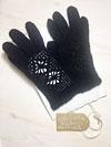 Шерстяные перчатки для девушек
