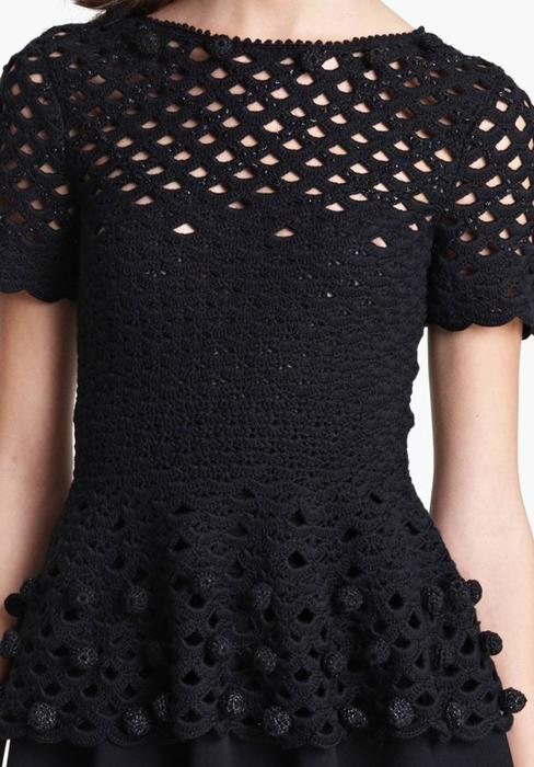 0-Oscar-de-la-Renta-Hand-Crochet-Peplum-Top-For-Women-1 — копия (488x700, 293Kb)