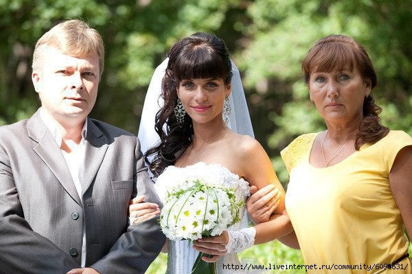 Свадьба кости и гозиас
