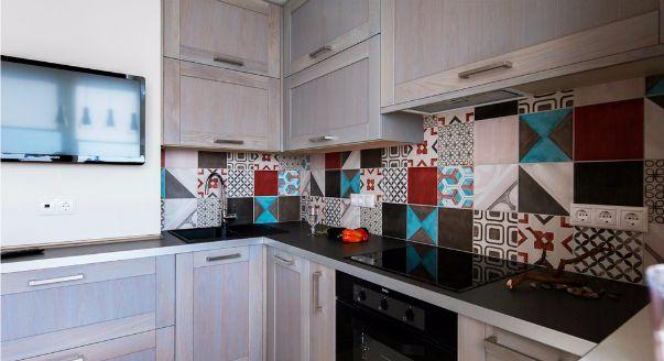 2. Мозаика, как основной орнамент кухни (603x328, 164Kb)