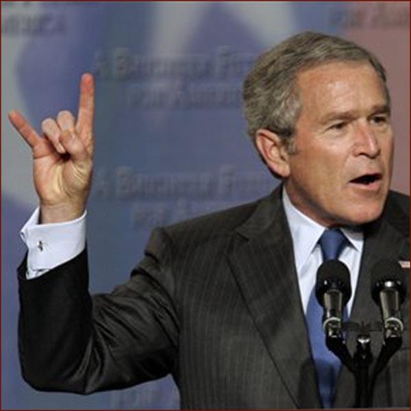 president-george-w-bush-hook-em-horns-hand-gesture (600x600, 42Kb)