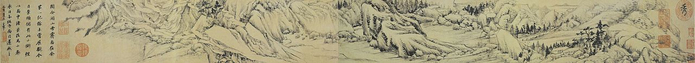 Dong_Qichang._Mountain_Passes_Clearing_After_Snow._13х142cm._National_Palace_Museum,_Beijing. (700x63, 58Kb)