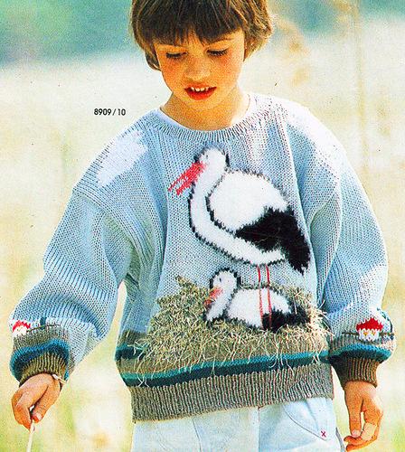 Детский Вязанный Джемпер С Доставкой