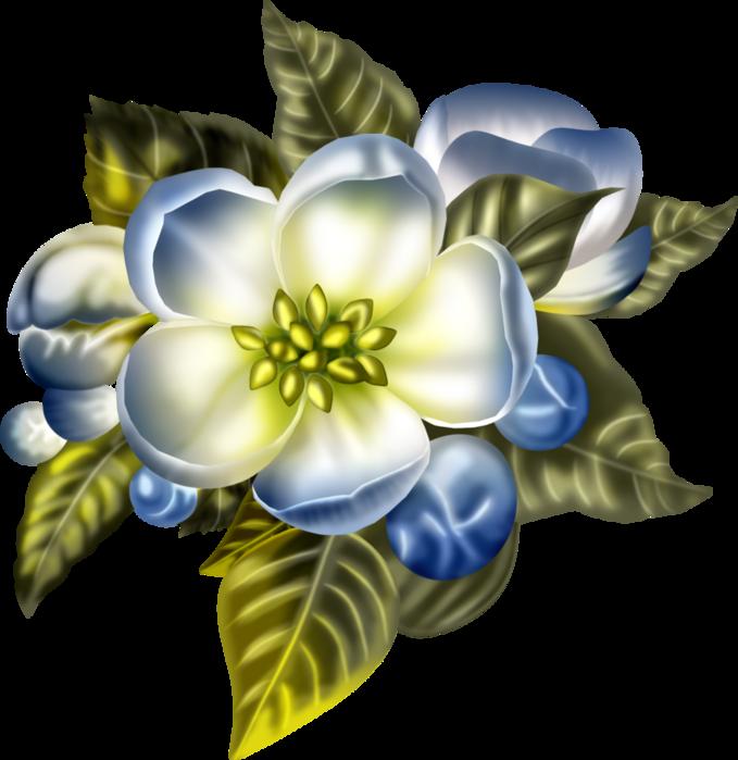 bsd_Floral Elegance_ Element (10) (679x700, 378Kb)