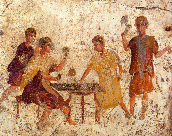 Pompeii_-_Osteria_della_Via_di_Mercurio_-_Dice_Players (700x555, 714Kb)
