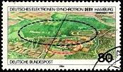 YtDE 1054  Гамбург. Синхротрон DESY (174x103, 14Kb)