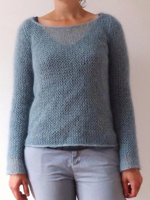как правильно пуловер или полувер