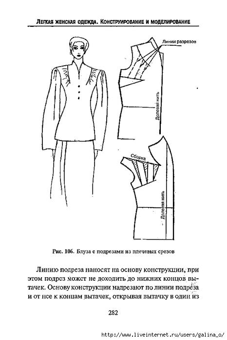 Конструирование Одежды Это