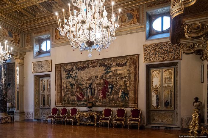 вилла Абамелек российское посольство в италии 10 (700x466, 461Kb)