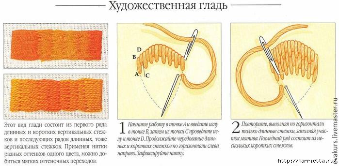 Художественная гладь. Мастер-класс по вышивке анютиных глазок (1) (700x343, 203Kb)