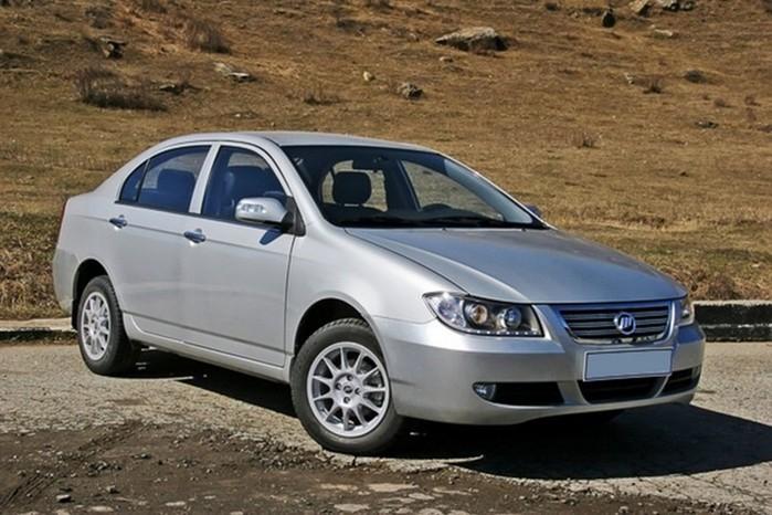 Топ-5: Самые популярные в России китайские автомобили