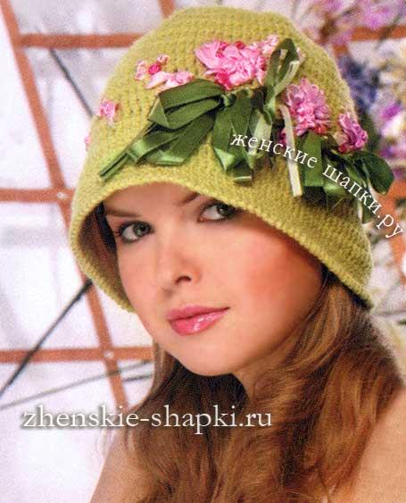 5054806_zhenskajashljapkascvetami (455x563, 36Kb)