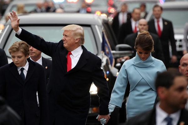 меланья трамп фото