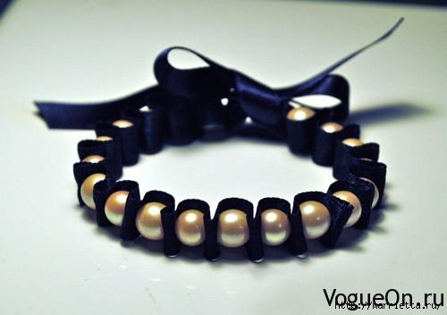 Делаем сами браслет и ожерелье. Мастер-классы (6) (500x352, 81Kb)