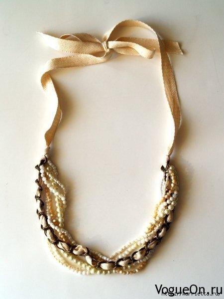 Делаем сами браслет и ожерелье. Мастер-классы (12) (450x600, 107Kb)