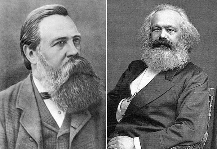 Как Маркс и Энгельс «проектировали» коммунизм