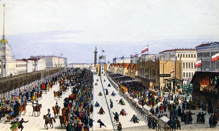 Чем современная Масленица отличается от той, что праздновали в XVIII-XIX веках?