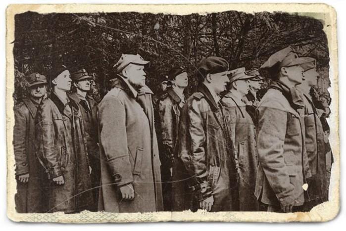 Как происходил катынский расстрел польских офицеров