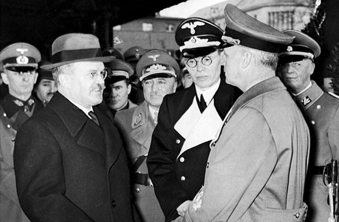 Секретные переговоры СССР и Германии в разгар войны   что это было?!