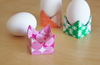 How to Make Origami Easter Baskets  Snapguide