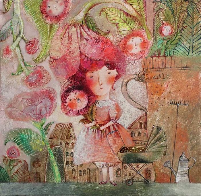тема знакомые картины и художники