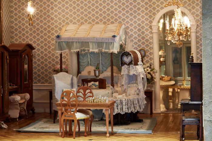 замок Astolat Dollhouse фото 12 (700x466, 436Kb)