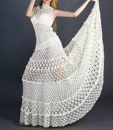 外网方格花衣裙 - 荷塘秀色 - 茶之韵