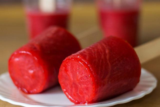 Рецепт как сделать мороженое в домашних условиях фруктовый лёд