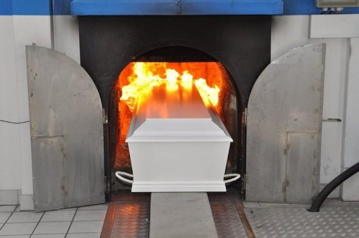Почему русские боятся кремации после смерти?