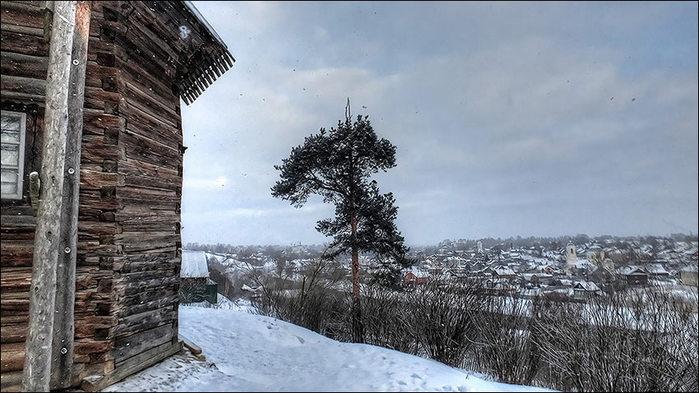 Торжок. Старовознесенская церковь