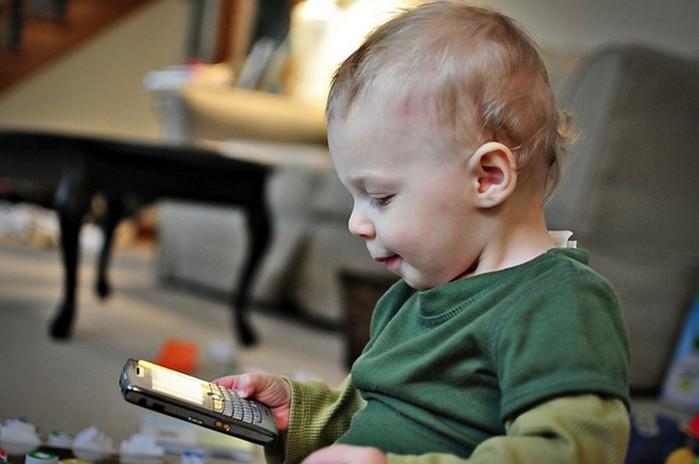 Влияние современных технологий на детей