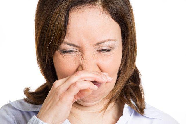запах от человека сахарном диабете