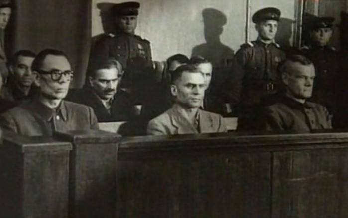 Как проходил суд над предателем Власовым