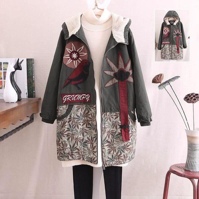 Декор пальто своими руками фото 41