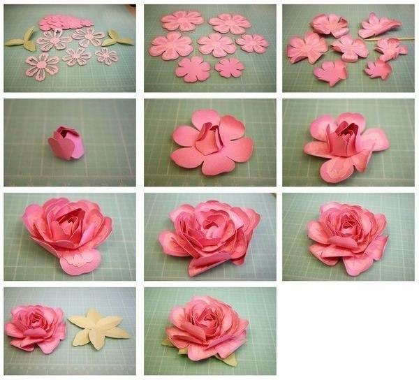 сборно-рукодельное ч 2 цветы иРбумаги 2 (600x544, 231Kb)