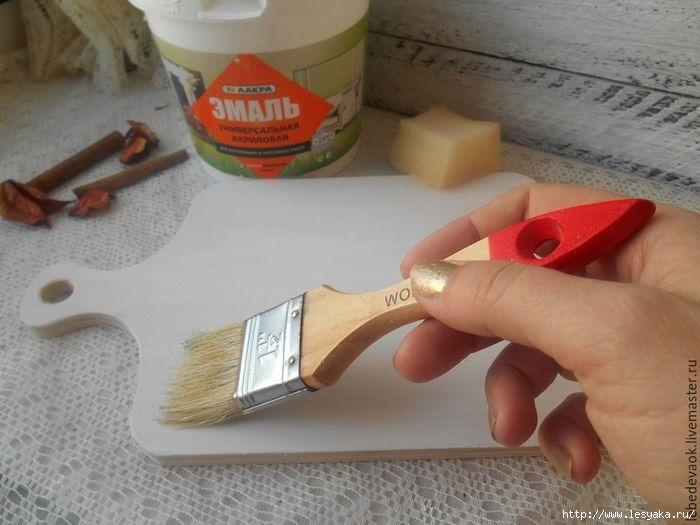 Декупаж как убрать складки