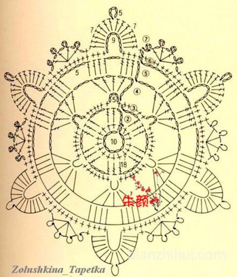 Платье «Белоснежка» крючком для маленькой принцессы (3) (480x560, 278Kb)