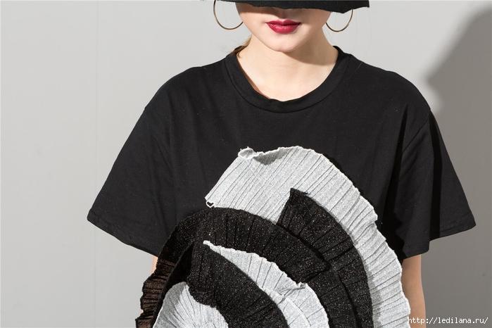 идея футболка