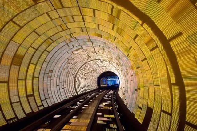 Секреты токийского метро