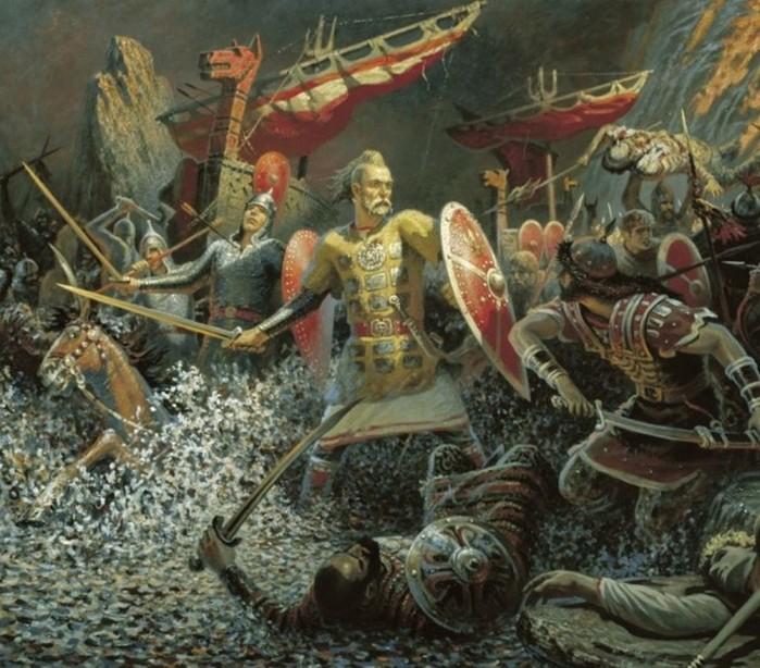 Какие народы могли быть предками русских