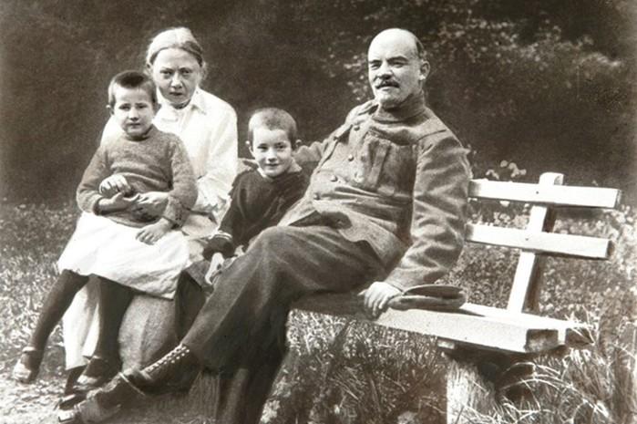 Сколько детей было у Гитлера и Ленина?