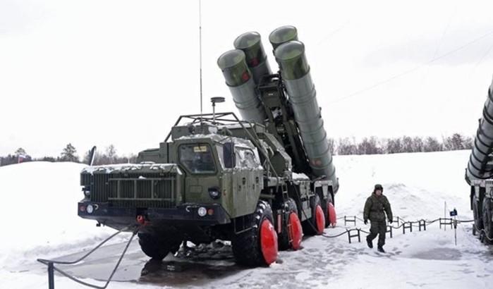 Турция хочет купить новые российские системы ПВО