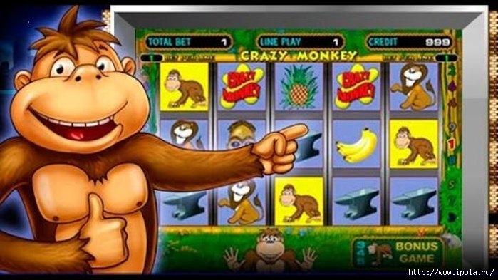 """alt=""""Игровой автомат Crazy Monkey (Крейзи манки)""""/2835299_Igrovoi_avtomat_Crazy_Monkey_Kreizi_manki (700x393, 175Kb)"""