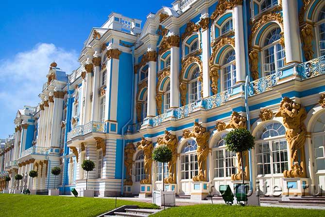 екатерининский дворец (669x446, 397Kb)