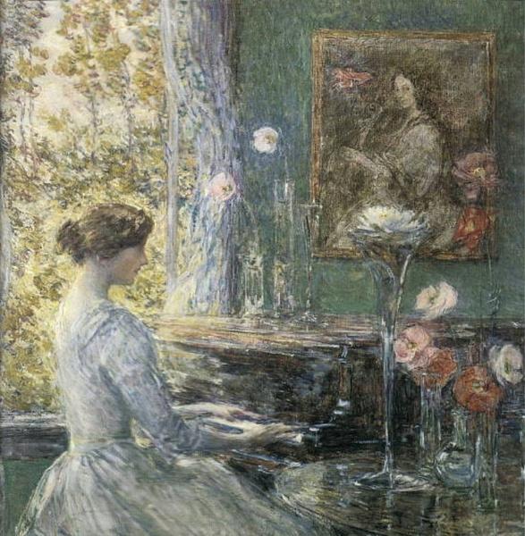 Чайльд Хассам (1859-1935) (587x600, 287Kb)