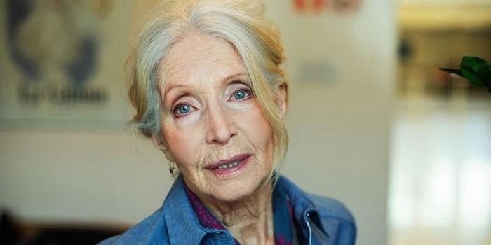 Красивая 82-летняя польская топ-модель (фотографии)