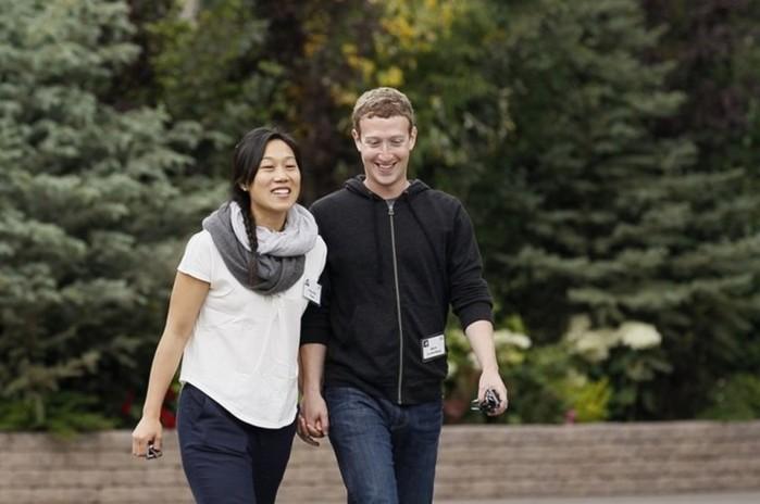 Кремниевая Долина любви: жены и подруги самых известных мужчин IT бизнеса